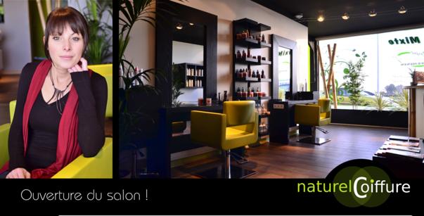 naturel coiffure: un salon de coiffure avec un vrai concept!