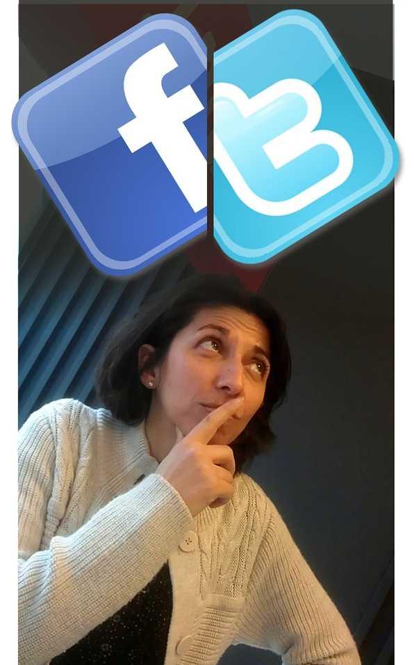 pourquoi twitter est mieux que facebook ?