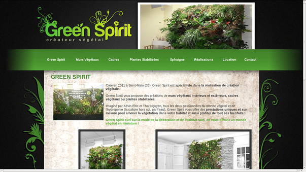 createur vegetal: green spirit