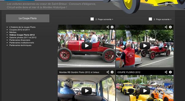 publier des videos, pdf interactifs...sur votre site