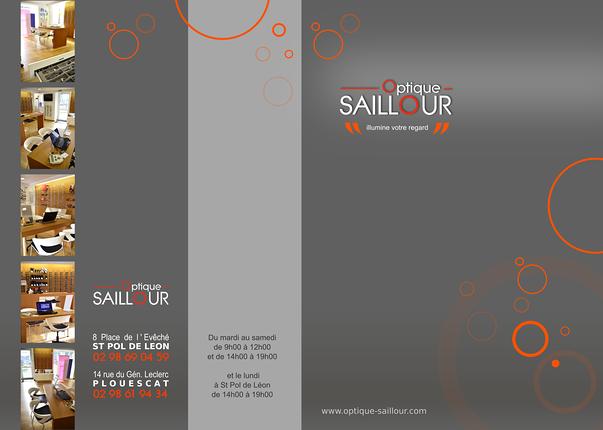 optique saillour morlaix, pour creer son site internet