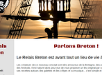 premier anniversaire du relais breton - dinan